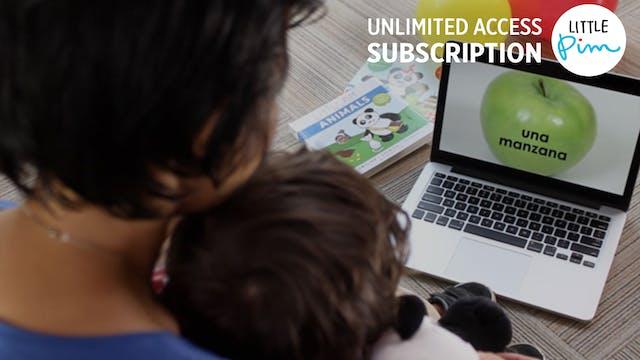 Little Pim - Languages for Kids Subscription