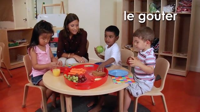 French Volume 1 - Episode 11