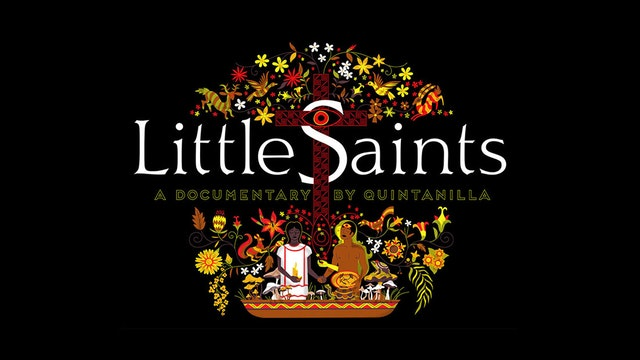 Little Saints: Eat a mushroom, talk t...