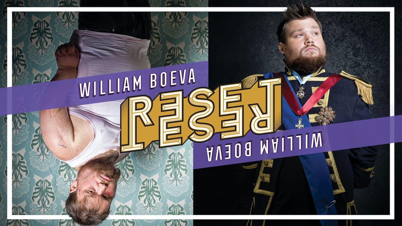 William Boeva - Reset