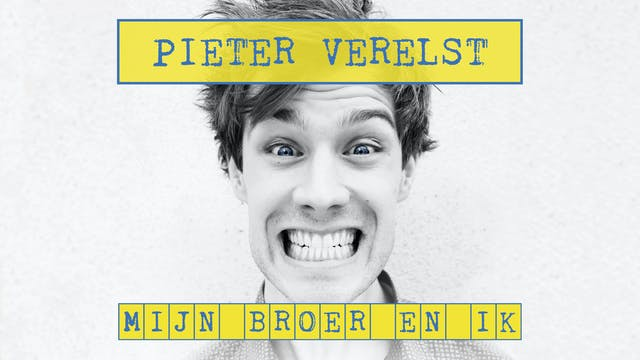 Pieter Verelst - Mijn broer en ik