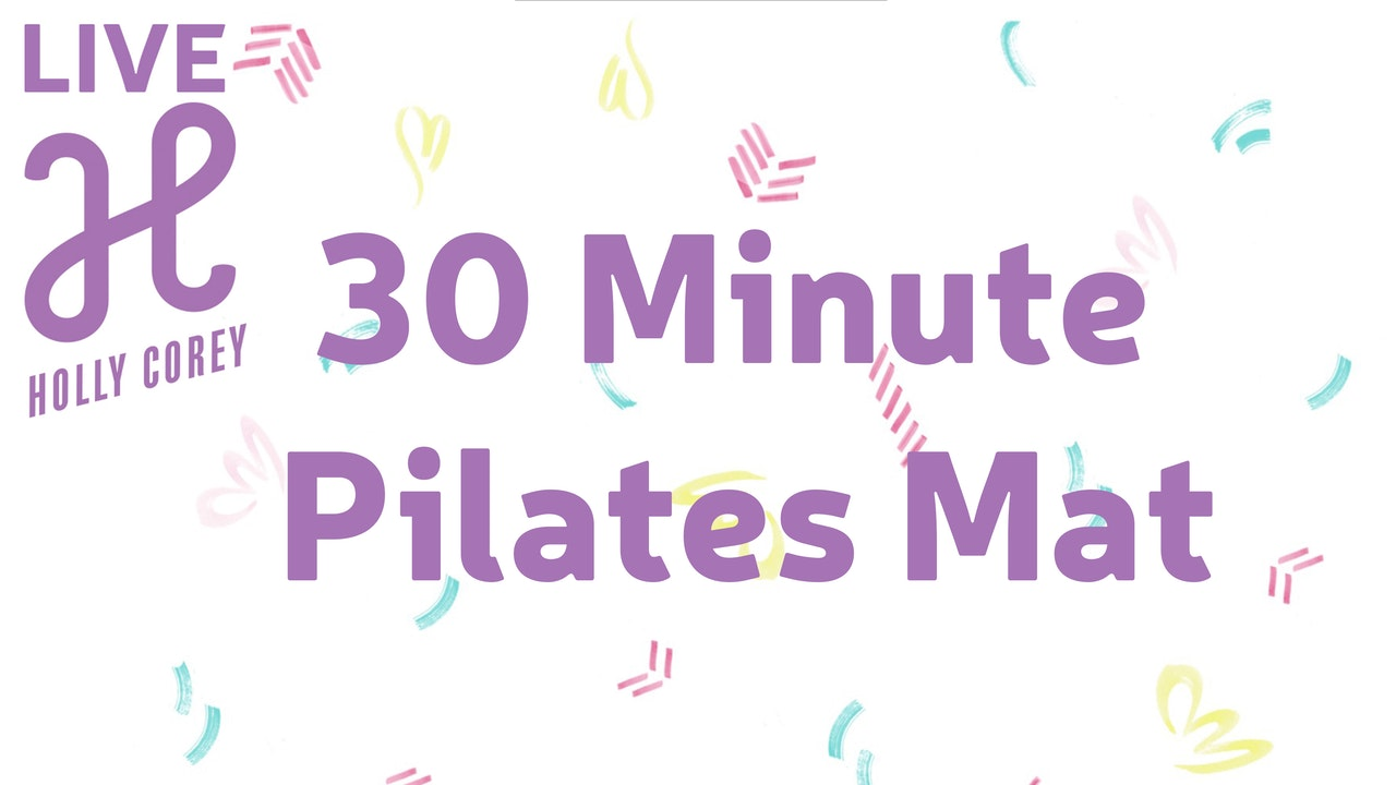 30 Minute Pilates Mat