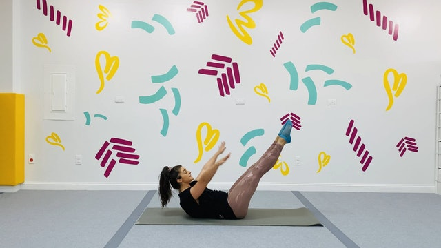 Gymnastics Shapes & Stretching