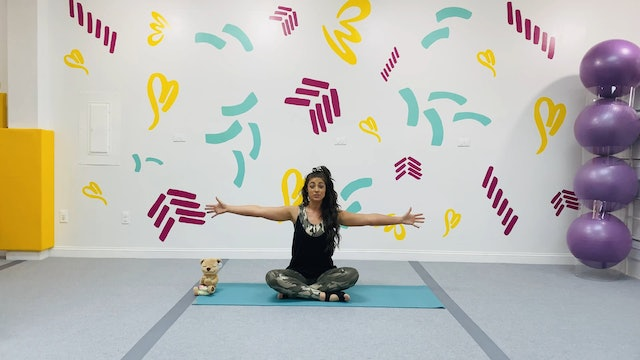 Kids Yoga - Finding Focal Points