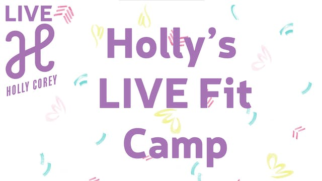 LIVE Fit Camp