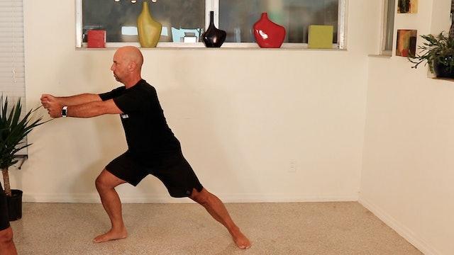 Strength Tip: Fencing 1