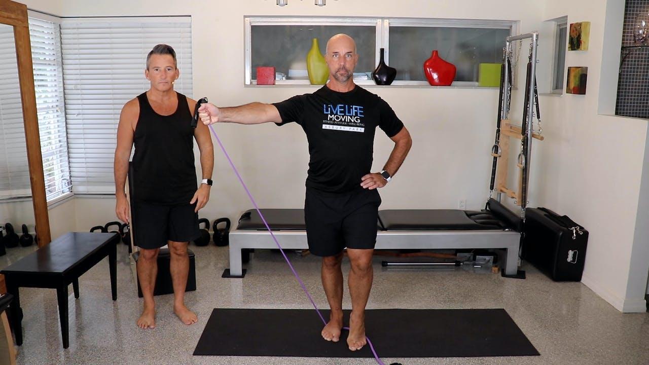 LLM Strength 9/2020 - Stability Workout Rental