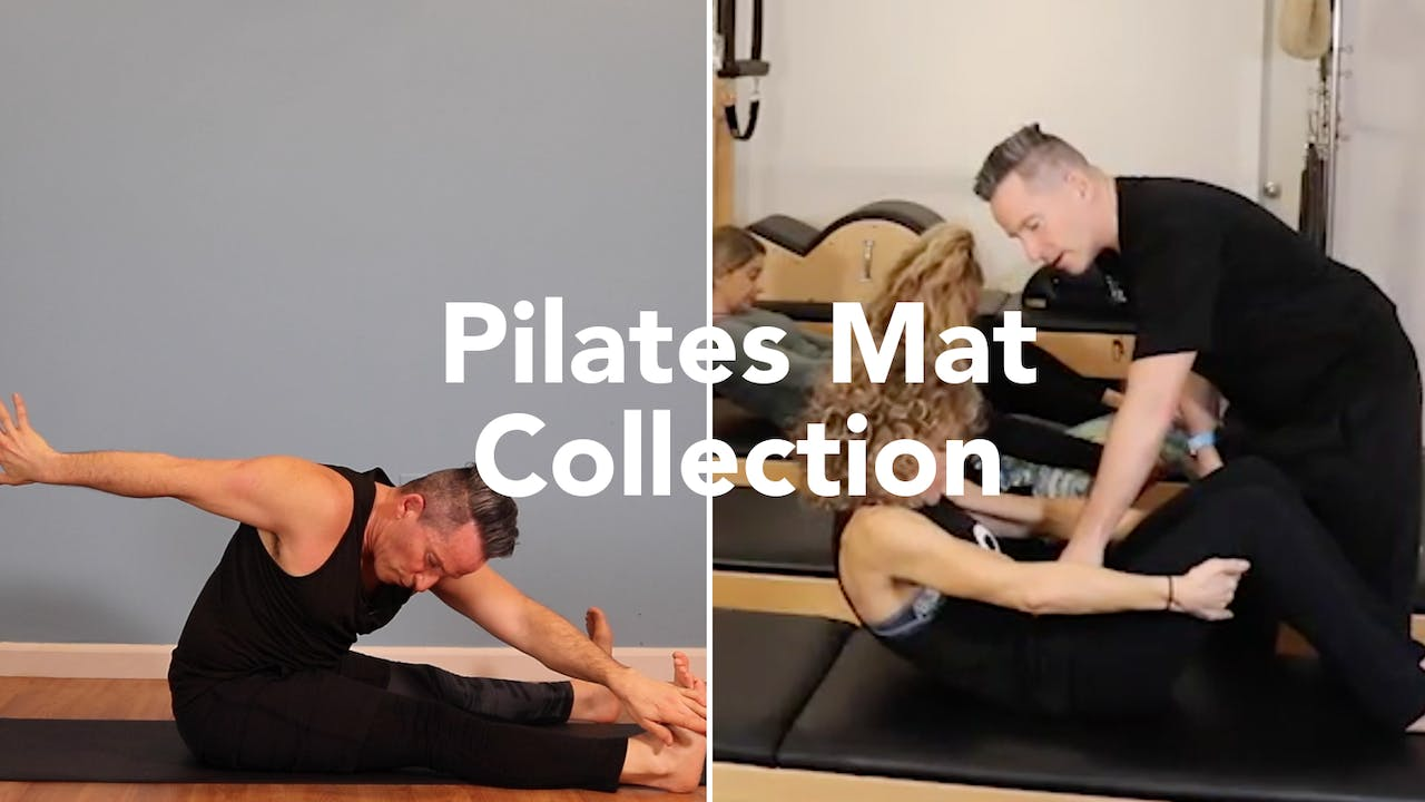 Pilates Mat Collection