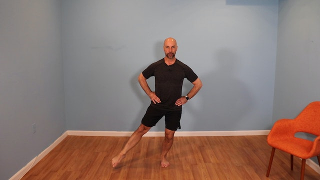 Lower Body Balance and Strength 1