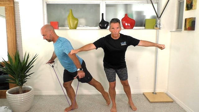 Tips: single leg hip hinge progressions