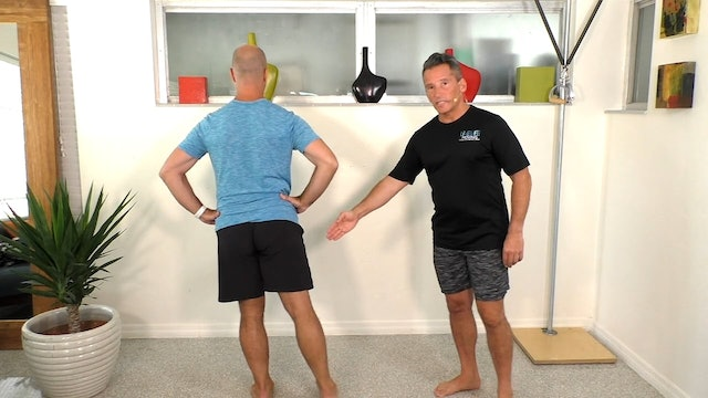 Tips: rear leg extension