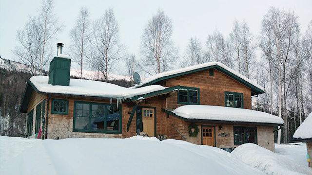 Making of the Alaska House