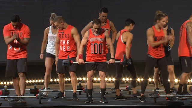 BODYPUMP #100 Upper Body Focus Standing