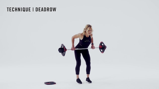 LES MILLS TECHNIQUE: Deadrow