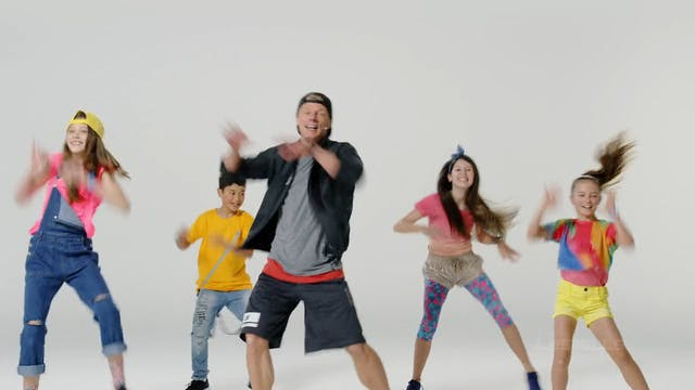 BORN TO MOVE #10 (8-12) Work It Out
