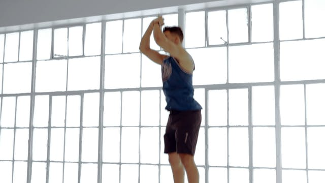 LEARN THE MOVES: Squat Jump