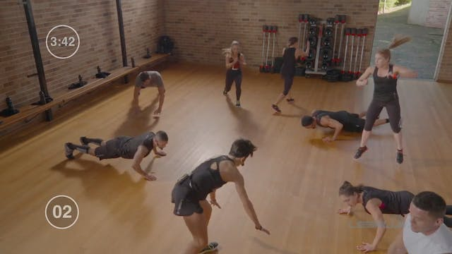 LES MILLS GRIT #07 Cardio Express