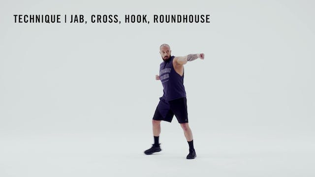 LES MILLS TECHNIQUE: Jab, Cross, Hook...