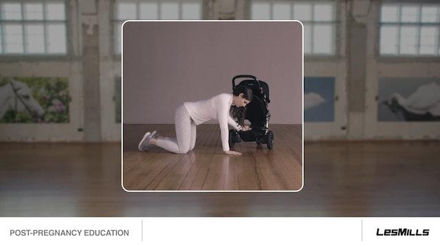 POST-PREGNANCY Core & Pelvic Floor