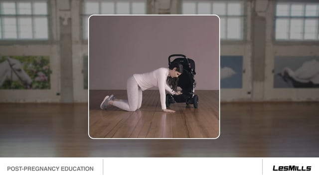 POST PREGNANCY_EDU_Core And Pelvic Floor_