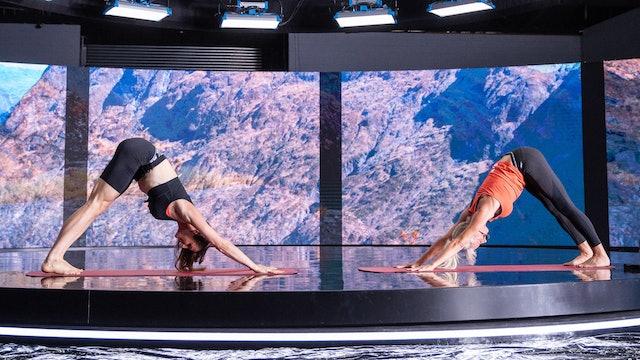 BODYFLOW #89 Flexibility Short