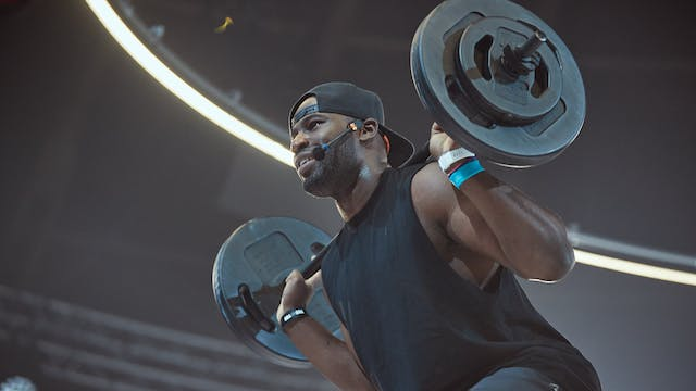 LES MILLS GRIT #24 Strength