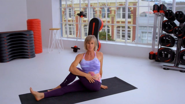 BODYFLOW: Spinal Twist
