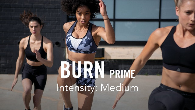 CALORIE BURN - 3 workouts a week