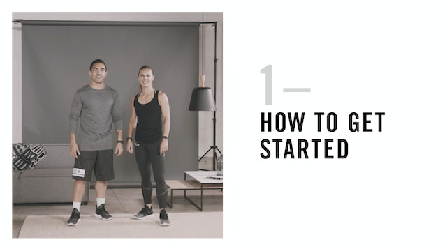 1. HOW TO GET STARTED