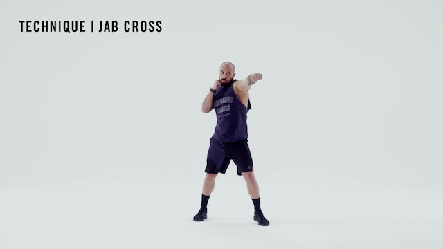 LES MILLS TECHNIQUE: Jab Cross