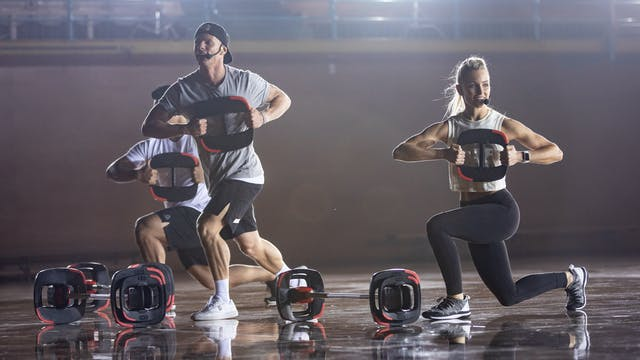 LES MILLS GRIT #26 Strength - Русский