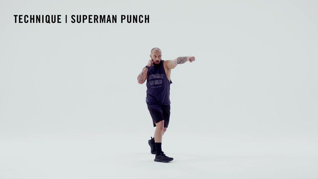 LES MILLS TECHNIQUE: Superman Punch