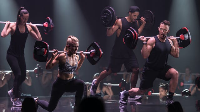 LES MILLS GRIT #25 Strength HIIT