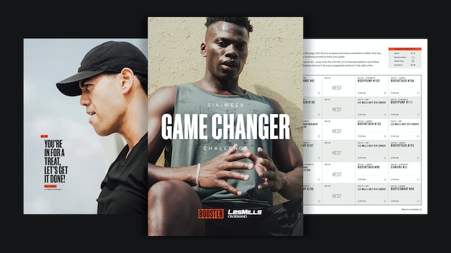 GAME CHANGER CHALLENGE Downloadable Pack