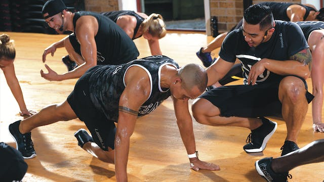 LES MILLS GRIT #14 Cardio & Strength ...