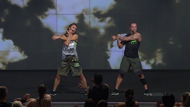 BODYCOMBAT COOLDOWN #01