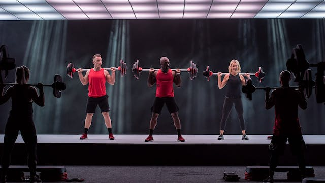 GETTING STARTED WITH BODYPUMP #03