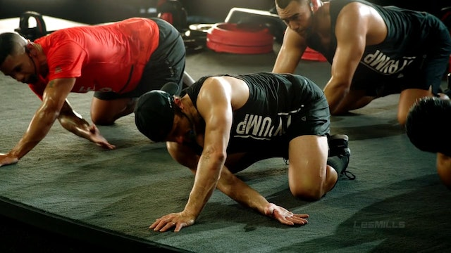BODYPUMP COOLDOWN #03