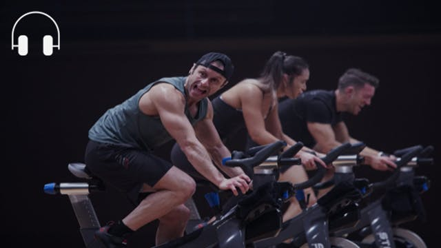 LES MILLS SPRINT #14 Short Audio