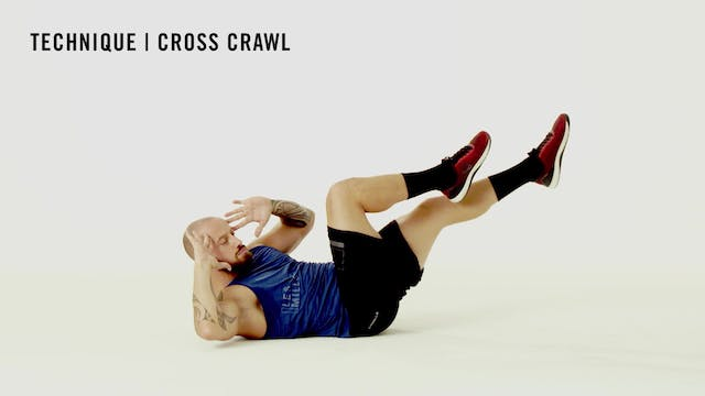 LES MILLS TECHNIQUE: Cross Crawl