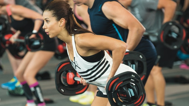 LES MILLS GRIT #12 STRENGTH