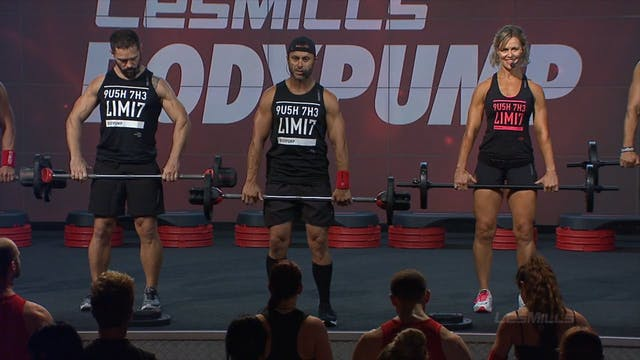 BODYPUMP REMIX #03 Pump Heroes