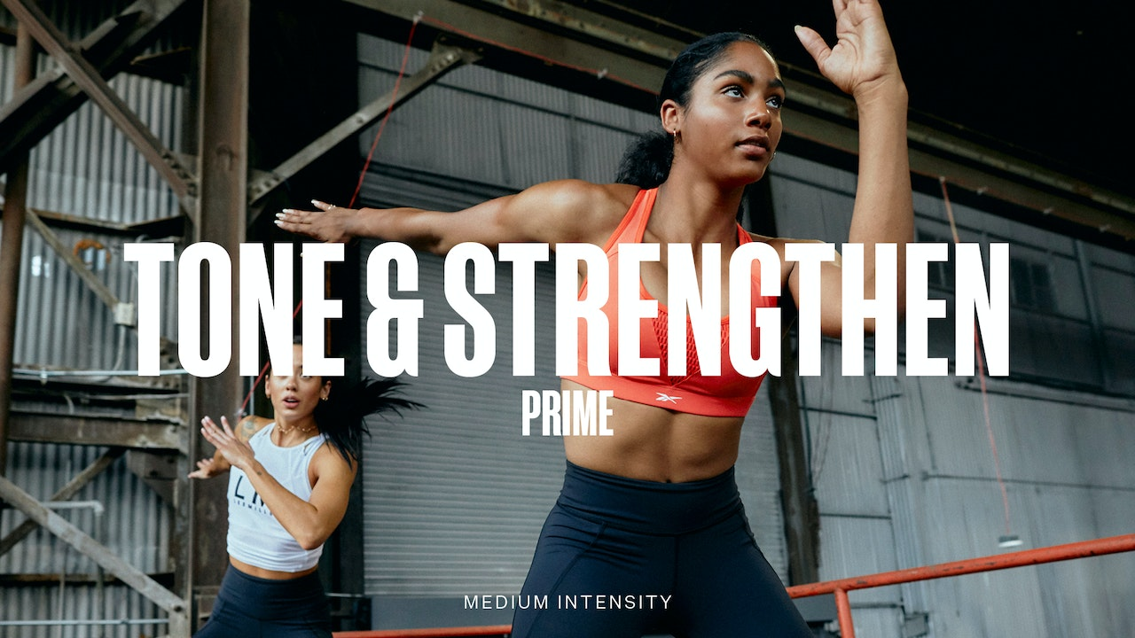 LEAN STRENGTH – 3 workouts a week