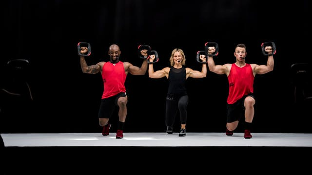 GETTING STARTED WITH BODYPUMP #04