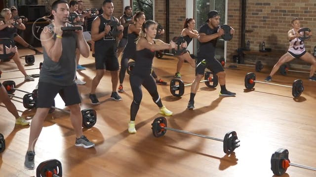 LES MILLS GRIT #14 Strength