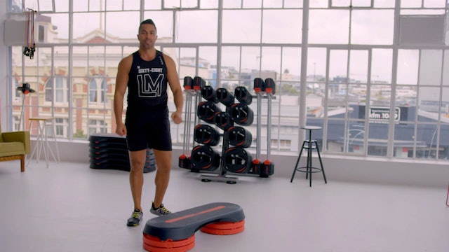 LEARN THE MOVES: Burpee