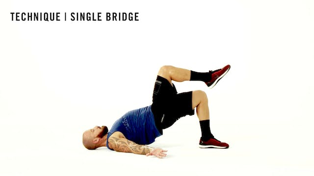 LES MILLS TECHNIQUE: Single Bridge