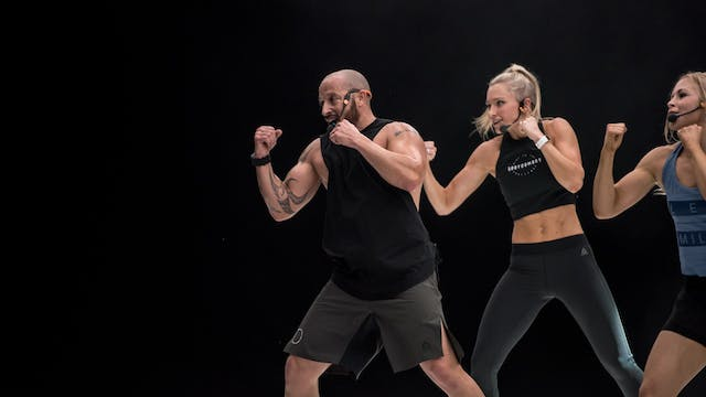 GETTING STARTED WITH BODYCOMBAT #01