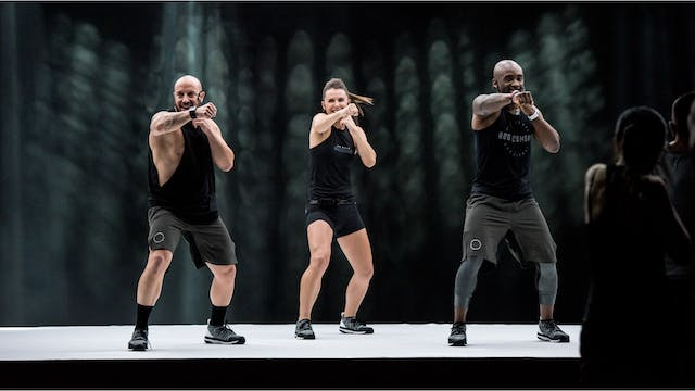 GETTING STARTED WITH BODYCOMBAT #02