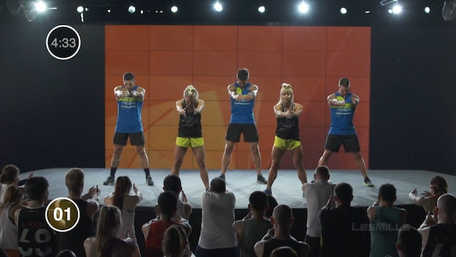 BODYATTACK REMIX #02 Feel Alive
